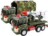 GYD Bundeswehr Raketenträger & Transporter Spaßfaktor Doppelpack