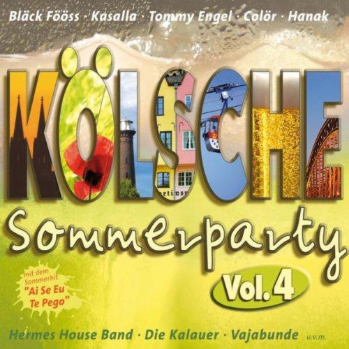 Kölsche Sommerparty: Vol. 4 [C...