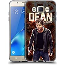 Official WWE Dean Ambrose Superstars Soft Gel Case for Samsung Galaxy J7 (2016)