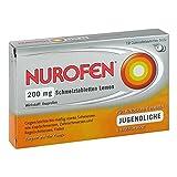 Nurofen 200 mg Schmelztabletten Lemon, 12 St