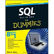 [SQL ALL-IN-ONE FOR DUMMIES] by (Author)Taylor, Allen G. on Apr-01-11