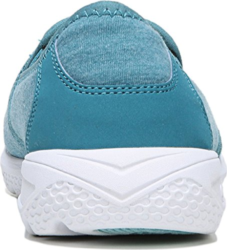 Ryka Harlow Synthétique Mocassin Deep Harbor/Teal Blast