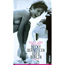 Becky Bernstein Goes Berlin