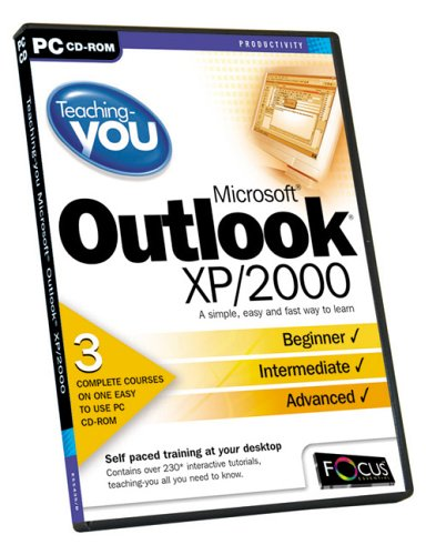 Teaching-you MS Outlook XP & 2000 Test