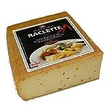 Raclette Käse mit Chili aus der Schweiz Raclettekäse 400g