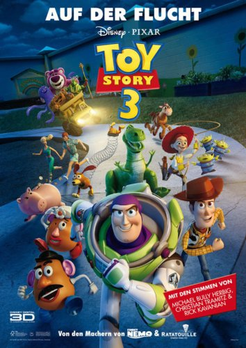 Toy Story 3 (Story-video Toy)