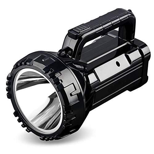 FTLY LED wiederaufladbare tragbare Scheinwerfer Taschenlampe 2800MA Camping Laterne Scheinwerfer Power Bank Outdoor Zelt Notfall High-Power super helle Taschenlampe