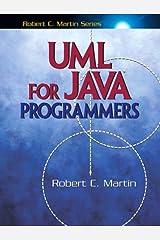 UML for Java¿ Programmers (Robert C. Martin) Paperback