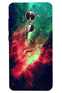 AMAN Sparks Effective Design 3D Back Cover for LeEco Le Max 2