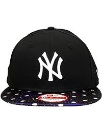 New Era - Casquette Snapback Homme New York Yankees 9Fifty PS Visor - Black