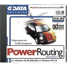 PowerRoute 4 D/A/CH [Importación alemana]