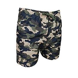 Donna Cotone Pantaloncini Vacanze Estive Spiaggia indossare abbigliamento casual Nuoto Pantaloni Shortie/'