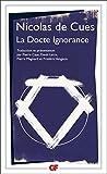 La Docte Ignorance (GF t. 1510) - Format Kindle - 9782081332546 - 10,99 €