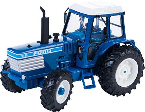 Britains 43011 - Ford TW25 Traktor (Modell 1:32)