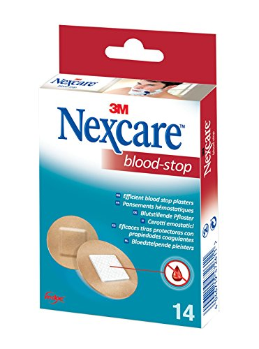 nexcare-blood-stop-pansements-hemostatiques-ronds-set-de-14-pansements