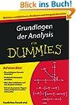 Grundlagen der Analysis für Dummies