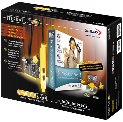 Terratec Grabster DV 200 Videoschnittkarte