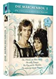 Die Märchenbox 1 (4 DVDs: Das Märchen vom Bären Ondrej, Die stolze Prinzessin, Der Prinz und der Abendstern, Die wahnsinnig traurige Prinzessin)