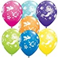 Merry Mermaid & Friends Qualatex 11 Inch Latex Balloons x 5
