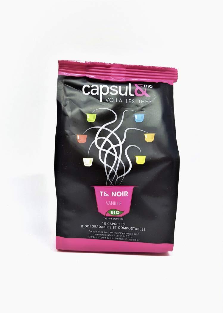 Capsule-Bio-Schwarzer-Tee-mit-Vanille–10-aluminiumfreie-kompostierbare-Teekapseln-Nespresso-kompatibel