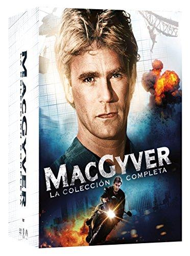 MacGyver – Megapack 2016 [DVD] 51M7PBDV8CL