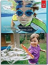 Adobe Photoshop Elements 2019 + Premiere Elements 2019 - 65292100, Neuware vom Fachhändler, Rechnung inkl. MwSt., Versand an Packstation möglich