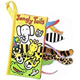 Jellycat Jungly Tails Book - Gatito de peluche