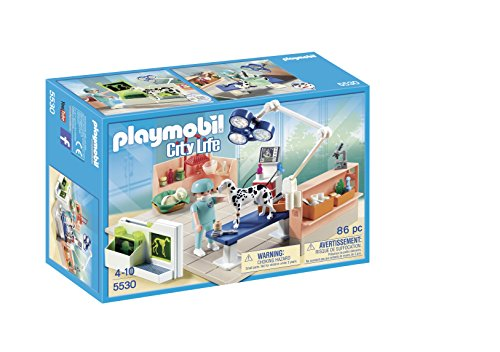Playmobil Veterinaria - Quirófano de Animales