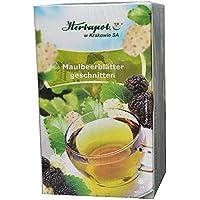 Maulbeerblätter Tee 20x2g, 40g, bremst Zucker- und Kohlenhydratenaufnahme, Heißhunger, hält Zuckerspiegel niedrig... preisvergleich bei billige-tabletten.eu