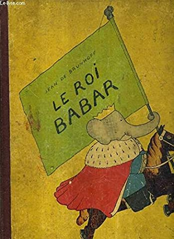 LE ROI BABAR - MANQUE PAGES 9 A 16 -
