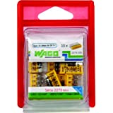 Wago WAG2273/205BL10 Pack de 10 Bornes 2273 10 x 5 entrées