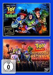 Toy Story of Terror! & Toy Story - Mögen die Spiel [Import allemand]