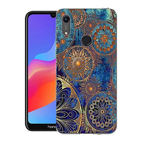 Huawei Y6 Pro 2019 / Honor 8A Hülle, CaseExpert® Ultra dünn TPU Gel Handy Tasche Silikon Case Cover Hüllen Schutzhülle Für Huawei Y6 Pro 2019 / Huawei Y6 2019 / Honor 8A