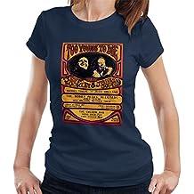 Too Young To Die Jeff Buckley Janis Joplin Women's T-Shirt