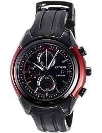 Citizen Eco-Drive Analog Black Dial Men's Watch - CA0287-05E