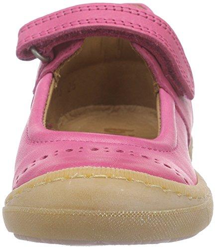 Bisgaard 80701116, Ballerines fille Rose (14 Pink)