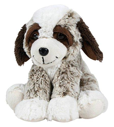 Famosa Softies - Animales domésticos, Perro, 22 cm, marrón Claro (760010023)