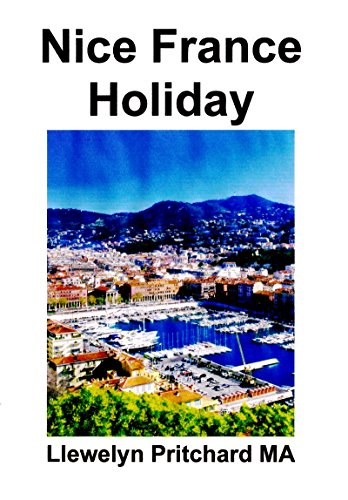 Nice France Holiday (Diario de una Ilustrada de Llewelyn Pritchard MA nº 7) por Llewelyn Pritchard MA
