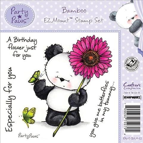 Pattes parti Ezmount timbres 4.75 « X4.75