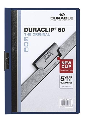Durable DURACLIP Carpeta Azul