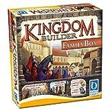 Queen Games Kingdom Builder Family Box - English - Deutsch - Francais