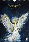 Engelkraft (Wandkalender 2019 DIN A4 hoch): 13 gemalte Engel, die einen im Innersten berühren. (Monatskalender, 14 Seiten ) (CALVENDO Kunst)