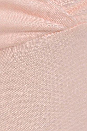 Nouveau cultures Femmes Bra Strap Top Wrap Bralet Tops 36-42 Peach