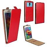 ARCHOS 50d Neon Smartphone Klappbare Flip Tasche /