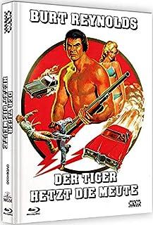 Der Tiger hetzt die Meute - White Lightning [Blu-Ray+DVD] - uncut - auf 111 Stück limitiertes Mediabook Cover D