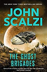 The Ghost Brigades (The Old Man's War Series) by John Scalzi (2015-11-05)
