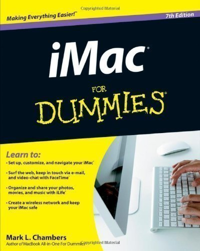 iMac For Dummies (For Dummies (Computers)) by Chambers, Mark L. 7th (seventh) Edition (2012)