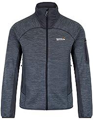 Regatta Mens Collumbus III Full Zip Thick Warm Fleece Jacket