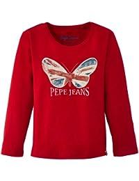 Pepe Jeans Darryl - Camiseta para niña