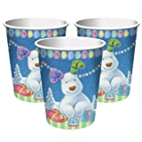 Best Creative Converting Cake Pans - The Snowman & The Snowdog Party Cups Review